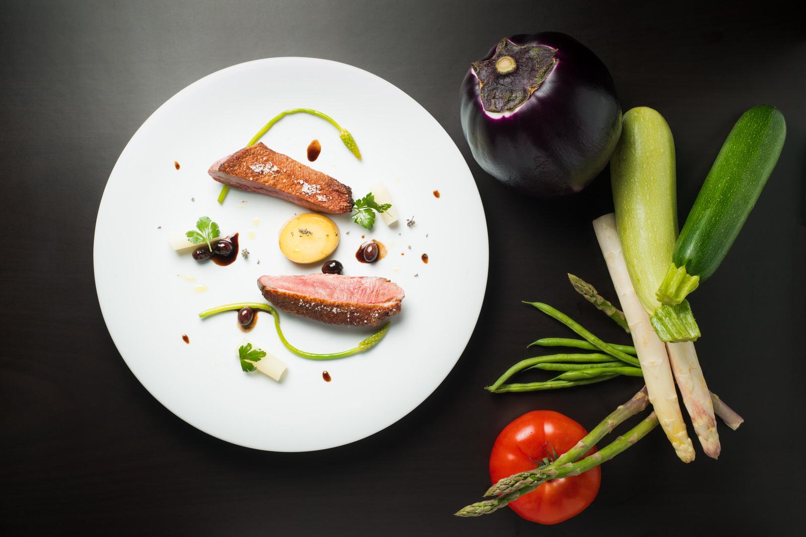 Plat_Photo Culinaire_Photographe professionnel_Thierry Pousset