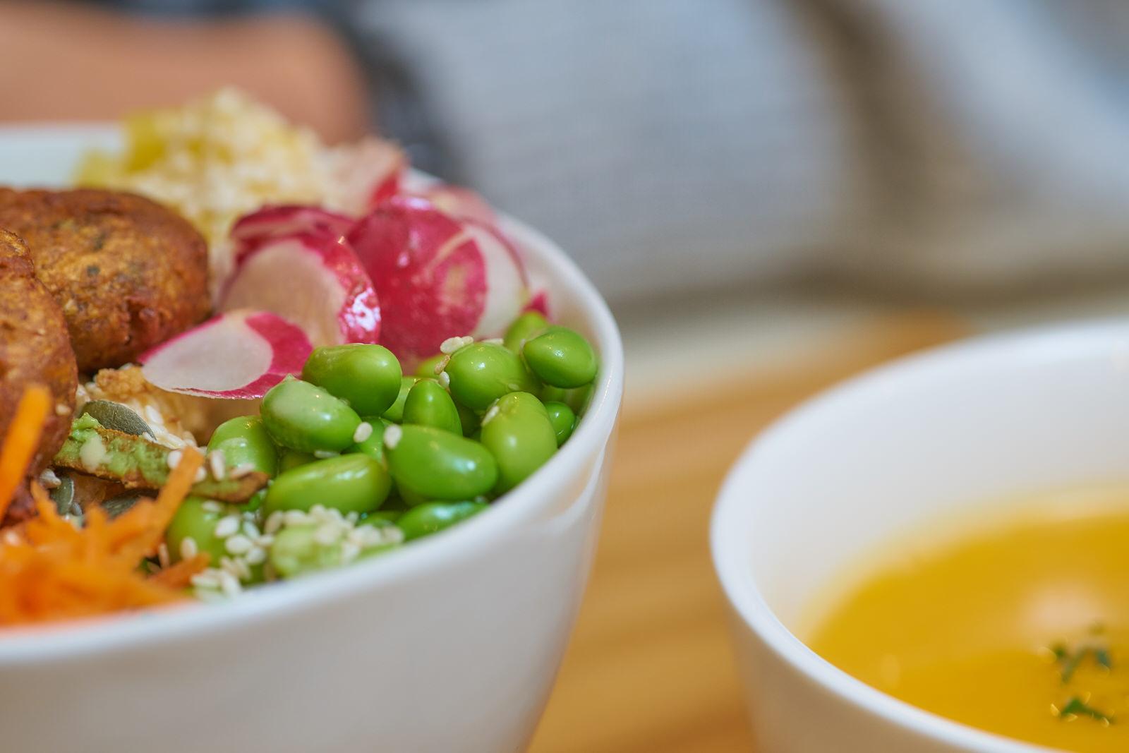 restaurant - Poke Bowl - photo culinaire - Bordeaux - Thierry Pousset - Photographe professionnel