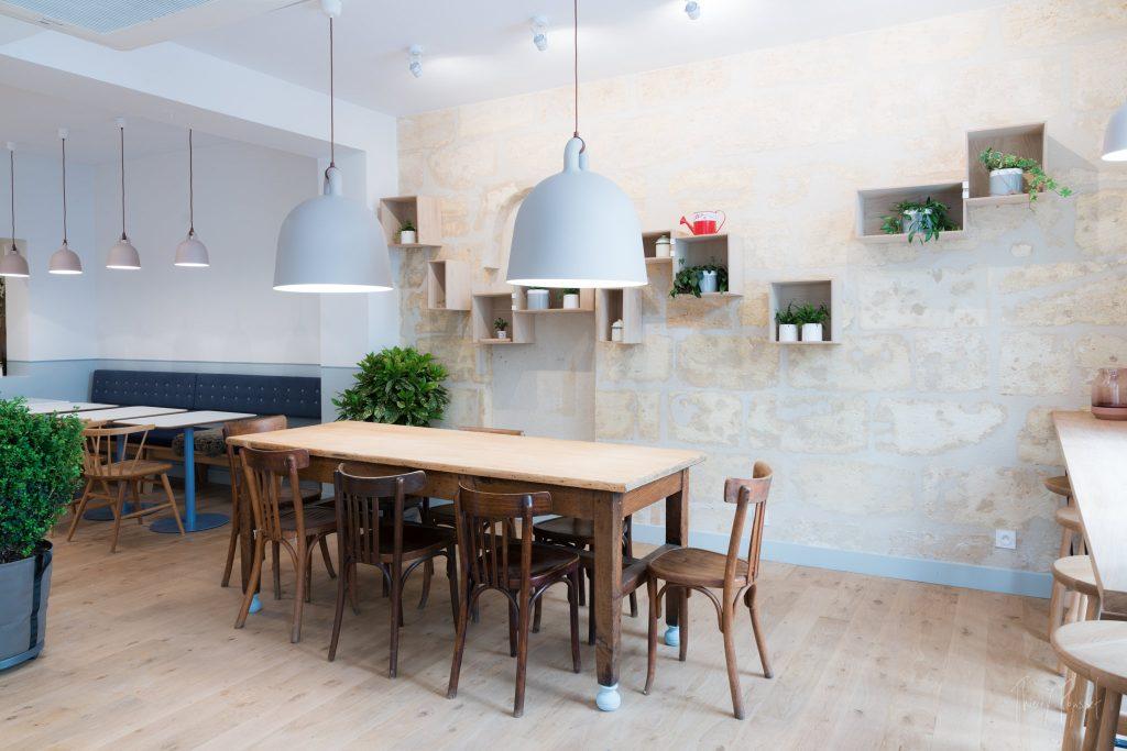 Reportage - Thierry Pousset - Photographe professionnel - restaurant - intérieur
