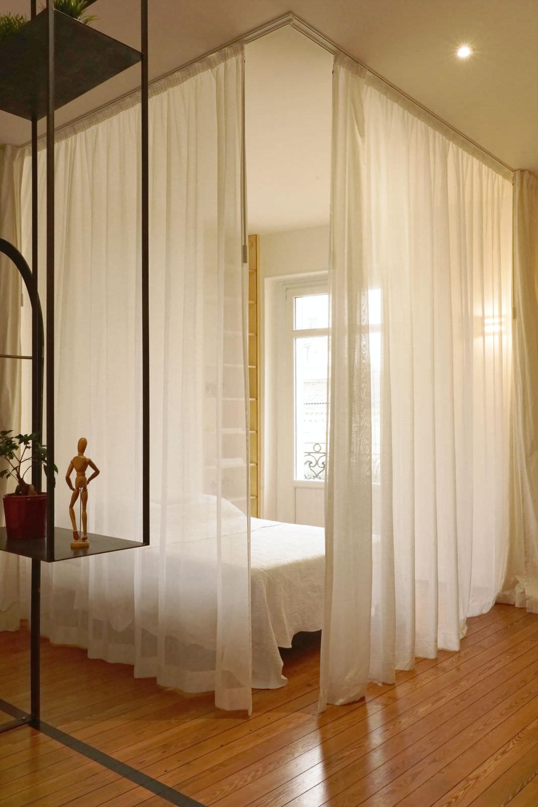 Chambre - Architecture d'intérieur - Thierry Pousset - Photographe professionnel