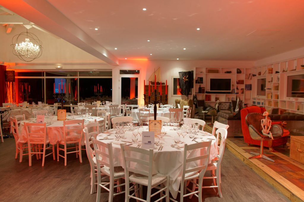 Décoration de salle - Salle de réception - Reportage photo - événementiel - événement - soirée d'entreprise - photographe professionnel - Thierry Pousset - Bordeaux - coco marble