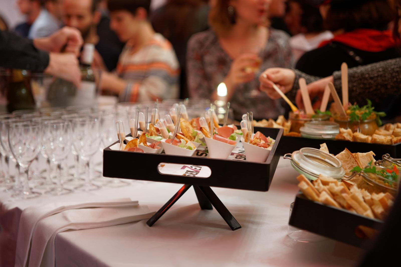 Traiteur - Salle de réception - Reportage photo - événementiel - événement - soirée d'entreprise - photographe professionnel - Thierry Pousset - Bordeaux - coco marble