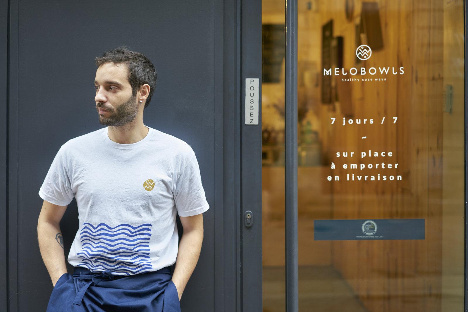 Reportage photo - reportage en entreprise - Photographe professionnel - Plat - Portrait - Restaurant - Thierry Pousset