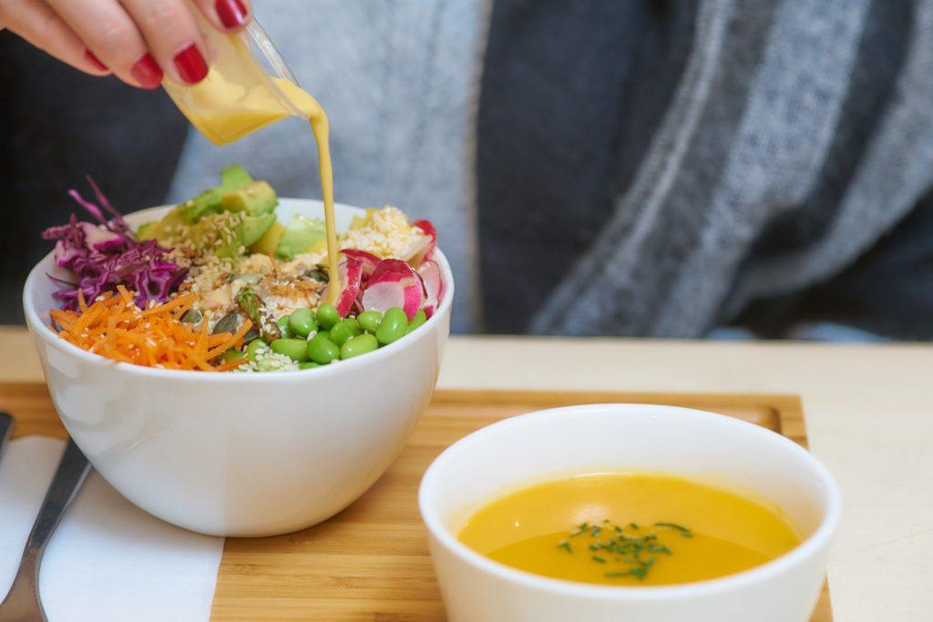 Melobowls - Poke Bowl - photographie culinaire - Restaurant - Thierry Pousset - Photographe professionnel - Bordeaux