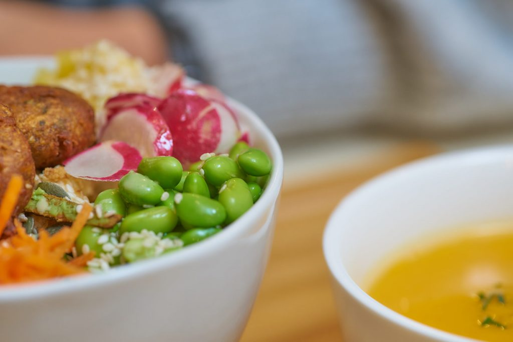 Photo détails - Poke Bowl - photographie culinaire - Restaurant - Thierry Pousset - Photographe professionnel - Bordeaux