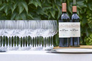 photo de détails - Bouteille de vin - Réception - Reportage photo - Thierry Pousset - Photographe événementiel - Photographe professionnel - Bordeaux - Gironde