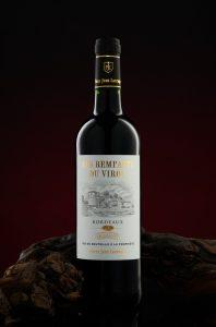 Bouteille de vin - Photo de bouteille de vin - Thierry Pousset - Photographe professionnel - Gironde - Bordeaux