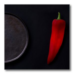 Impression d'art - Thierry Pousset Photographe professionnel - Tableau culinaire - Hot Chilli peppers