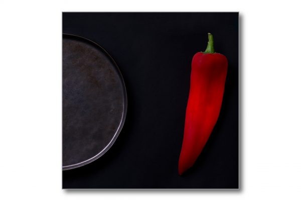 Impression d'art - Thierry Pousset Photographe professionnel - Tableau culinaire - Hot Chilli peppers